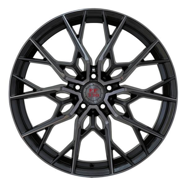 FF 330 Concave 8,5x20 5x114,3 ET45 Glossy Gunmetal polish