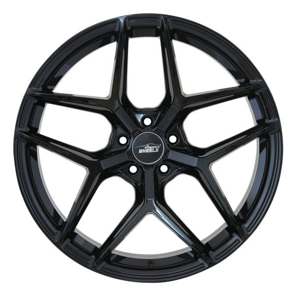 FF 550 Deep Concave 11,0x20 5x114,3 ET47 Highgloss Black