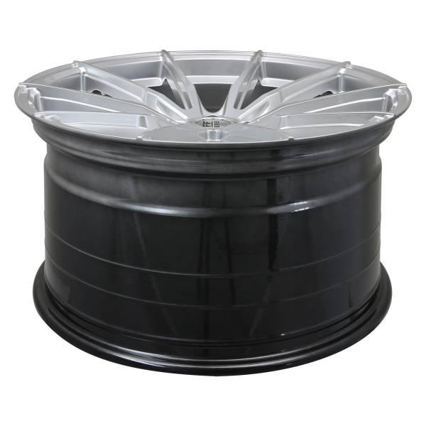 FF 440 Deep Concave 11,0x20 5x120 ET40 Hyper Silber