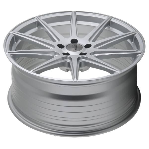 E 1 FF Concave 8,5x19 5x112 ET43 Hyper Silber