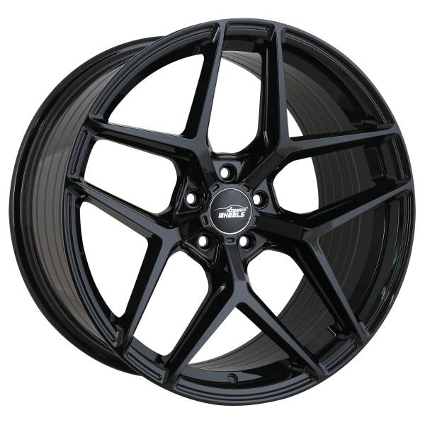 FF 550 Deep Concave 11,0x20 5x120 ET40 Highgloss Black