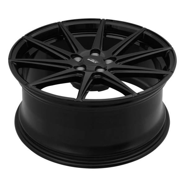 E 1 FF Concave 9,0x21 5x108 ET40 Highgloss Black