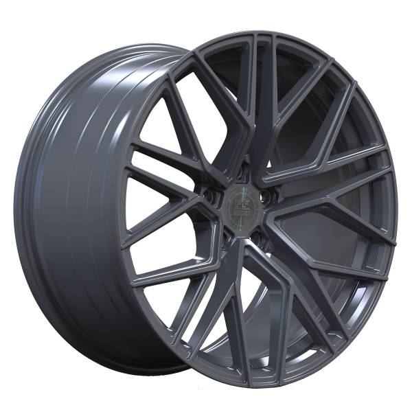 E 2 FF Concave 9,5x20 5x108 ET40 Tinted Metal