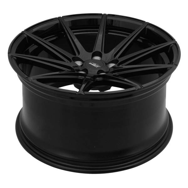 E 1 FF Deep Concave 10,5x21 5x114,3 ET45 Highgloss Black