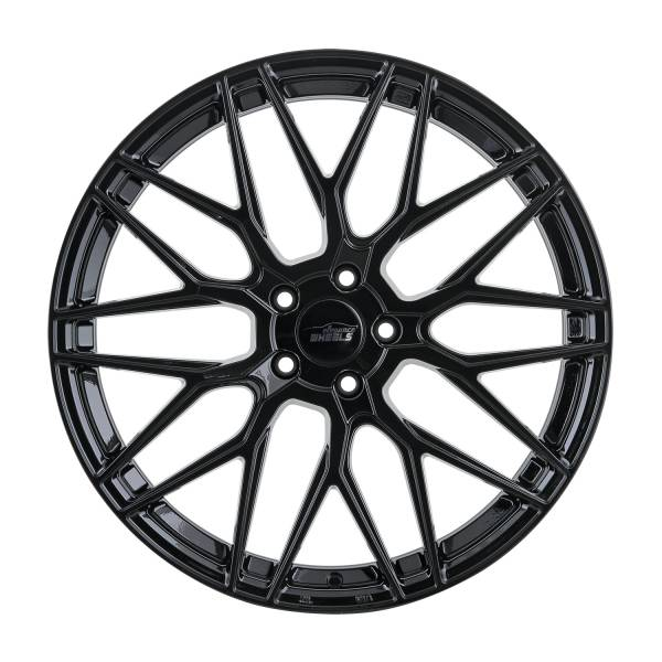 E 3 FF Concave 9,0x20 5x114,3 ET38 Highgloss Black