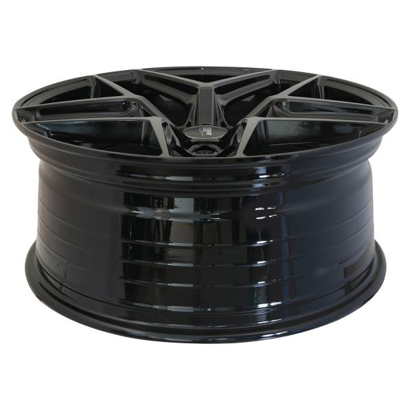 FF 550 Concave 8,5x20 5x112 ET45 Highgloss Black