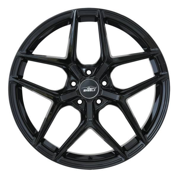 FF 550 Concave 8,5x20 5x120 ET35 Highgloss Black