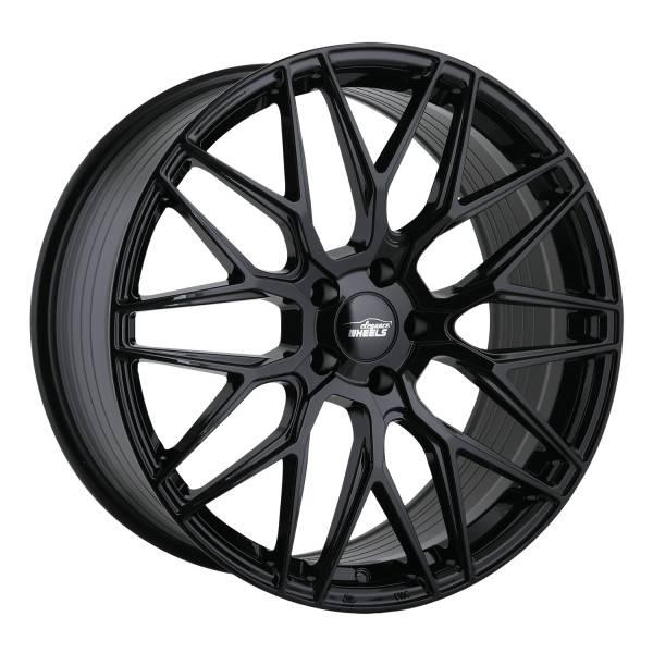 E 3 FF Concave 8,5x19 5x112 ET43 Highgloss Black