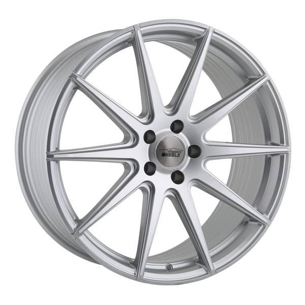 E 1 FF Concave 9,0x21 5x108 ET40 Hyper Silber