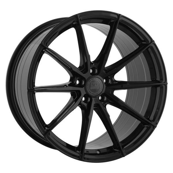 FF 440 Deep Concave 10,0x20 5x112 ET47 Highgloss Black
