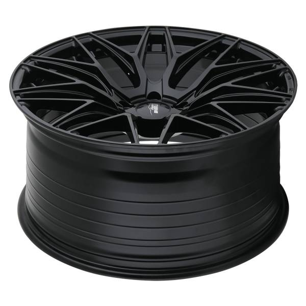 E 3 FF Deep Concave 10,0x20 5x114,3 ET45 Highgloss Black
