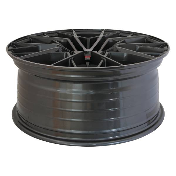 FF 330 Concave 8,5x20 5x120 ET35 Glossy Gunmetal polish